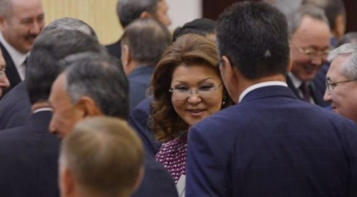 Дарига Назарбаева стала председателем постоянного комитета Сената
