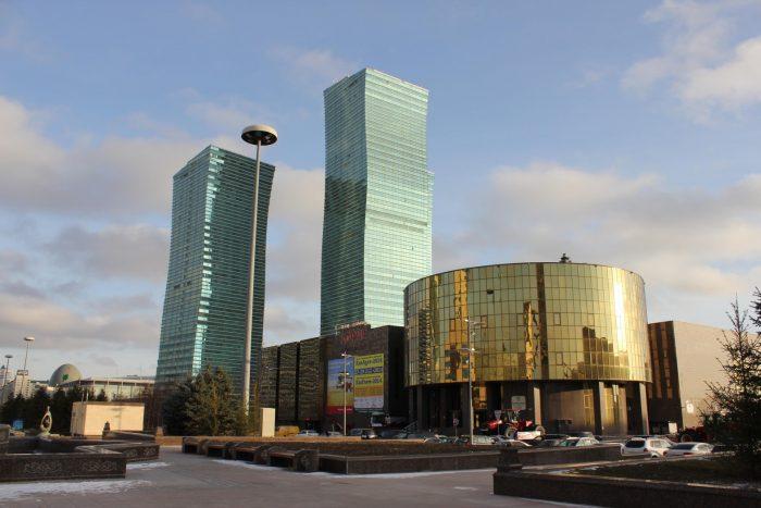 """Выставочный центр """"Корме"""" в Астане. Источник - gmahgroup.com"""