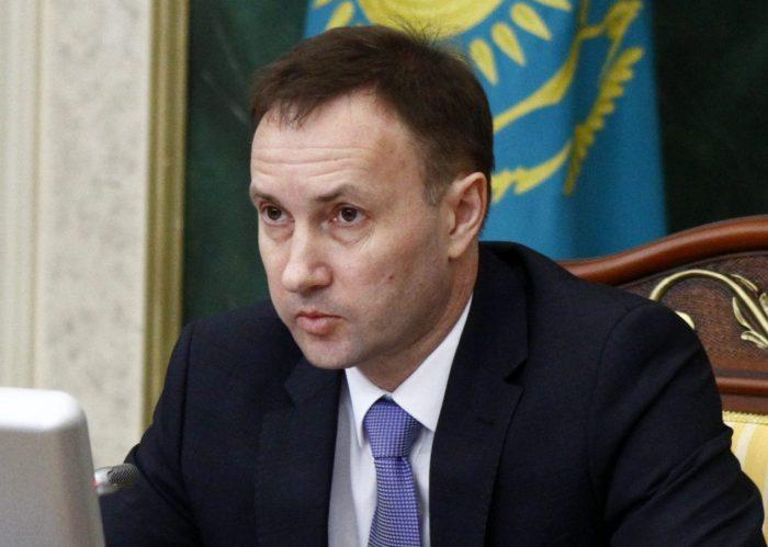 А. Кравченко. Источник - strategy2050.kz