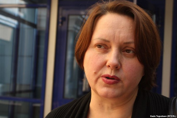 Ганна Красильникова