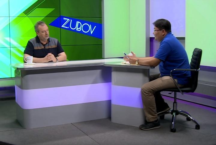 Андрей Зубов и Айдос Сарым