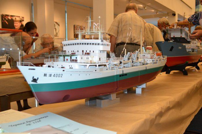 модель корабля, Китай