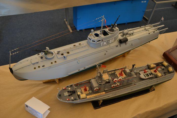 модель подводной лодки