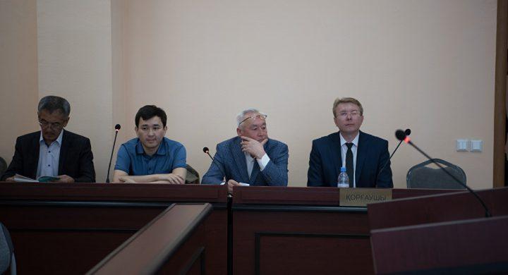 Сейтказы Матаева приговорили к 6-ти годам колонии