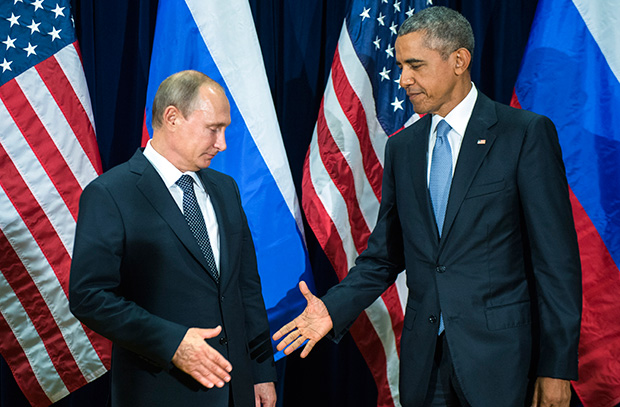 Обама рассмотрит возможность авиаударов поАсаду