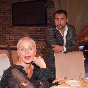 Лилия Рах и Хамро Суванов, фото Radiotochka.kz