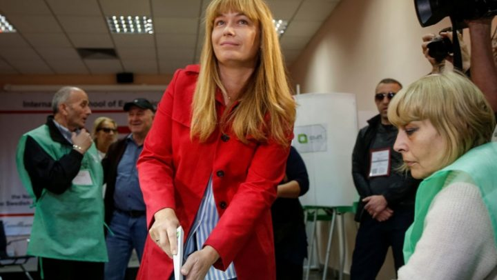 Жена Саакашвили небудет баллотироваться впарламент Грузии