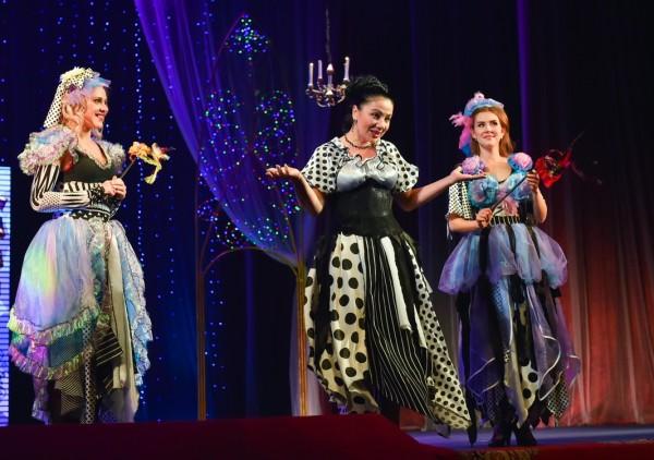 Русском драматическом театре имени Погодина, Северо-Казахстанская область