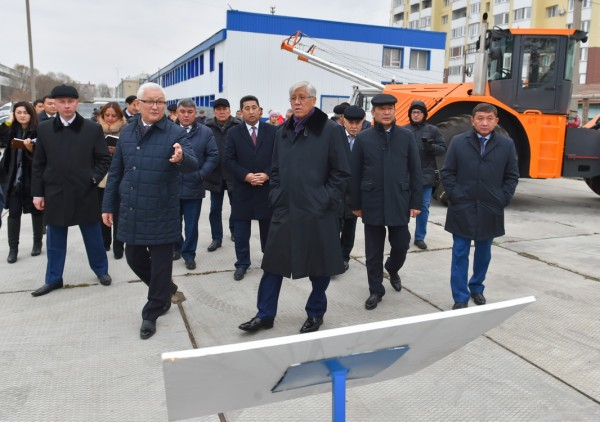 казахстанское машиностроение