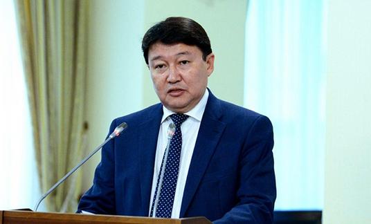 К. Айтуганов. Источник - официальный сайт премьер-министра РК