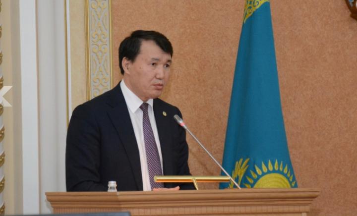А. Шпекбаев. Источник - пресс-служба Нацбюро по противодействию коррупции
