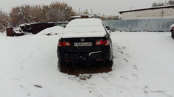 Акмолинская область, фото Улана Абишева, Facebook