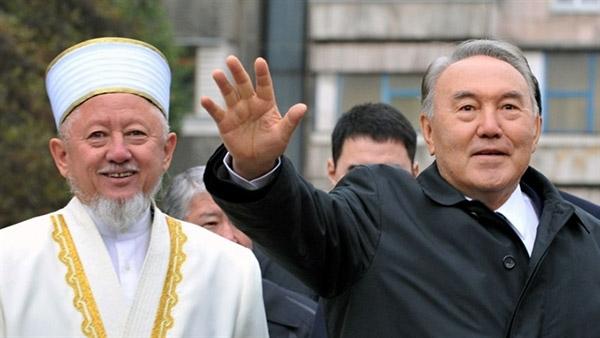 ислам в Казахстане, Назарбаев, муфтий