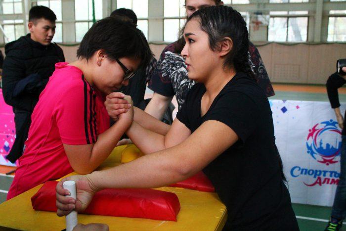 Источник - пресс-служба Управления физкультуры и спорта Алматы
