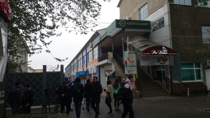 Неизвестные напали наотделение банка вАлматы