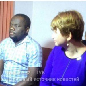 Один из подсудимых, фото TVK