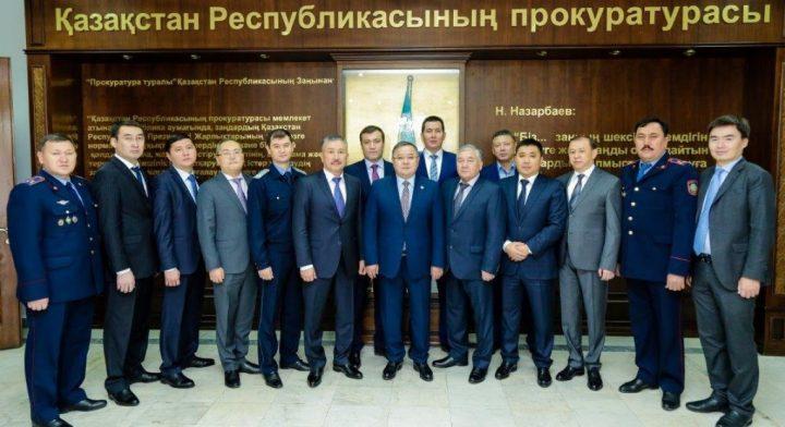 Фото пресс-службы Академии правоохранительных органов