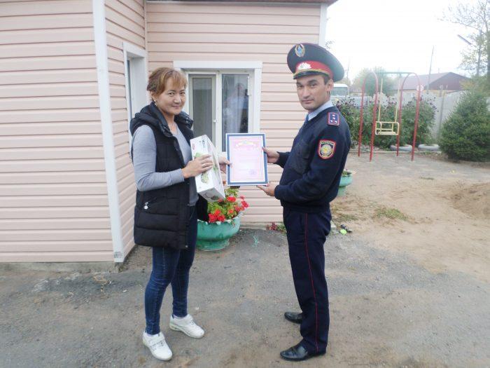 Источник - пресс-служба МПС ДВД Карагандинской области