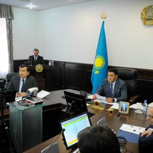 Фото пресс-службы акима области