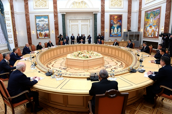 Совещание Совета глав правительств СНГ прошло вМинске
