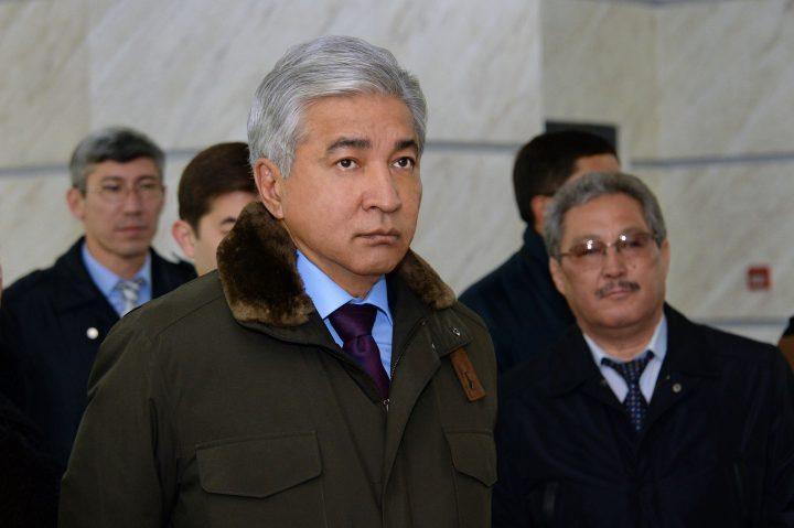 Тасмагамбетов уволен сдолжности заместителя премьера