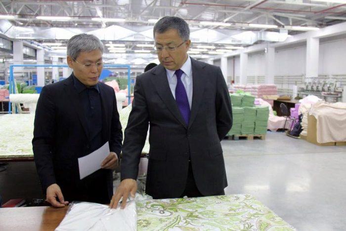 Источник - пресс-служба акима ЮКО