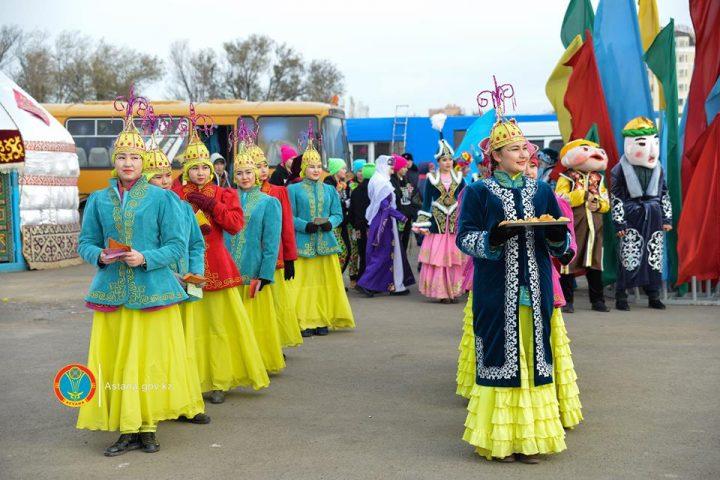 Фотографии с сайта акимата Астаны