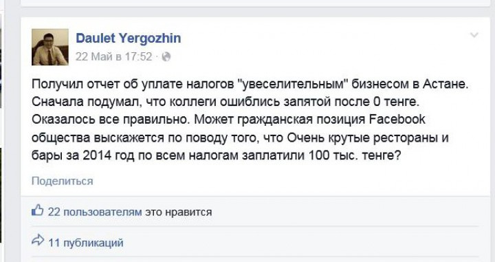 Даулет Ергожин