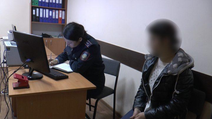Полицейские Алматы отыскали пропавшую 13-летнюю девочку