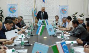 Политические партии Узбекистана
