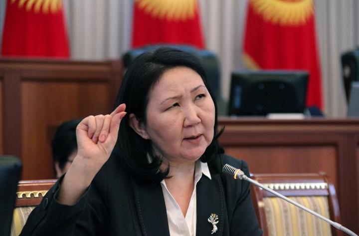 Эльмира Ибраимова