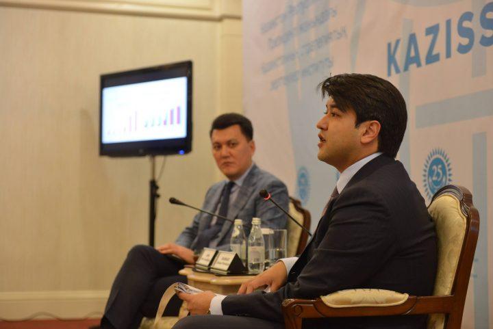 Министр национальной экономики РК Куандык Бишимбаев