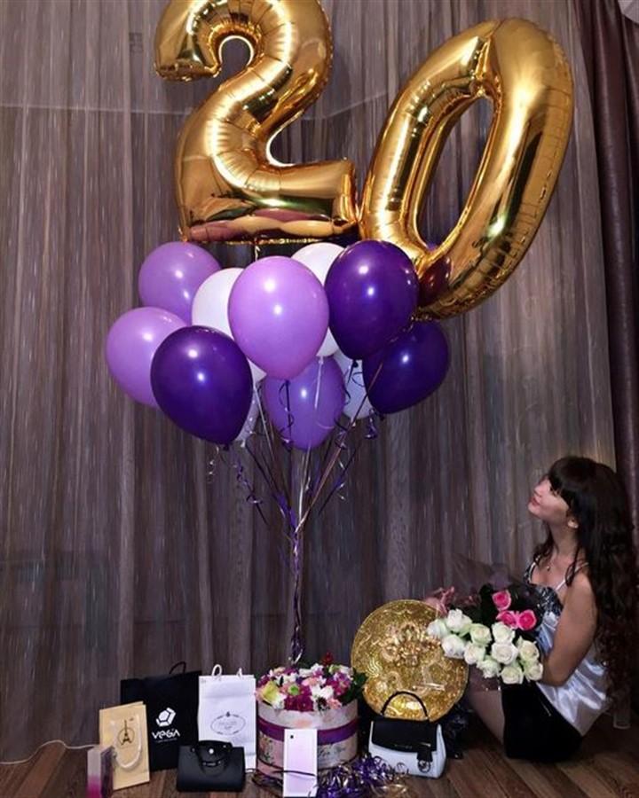Подарок на день рождения 20 лет девушке 198