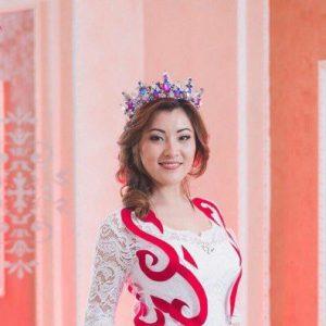 Алтына Хуисаинова, фото Vk.com