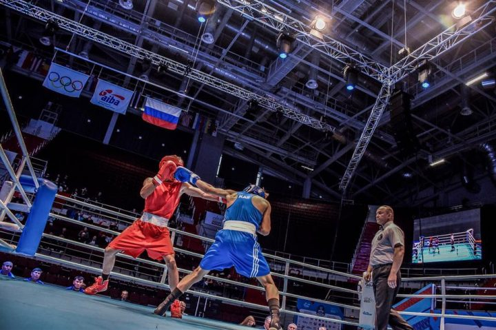 Три казахстанца выступят вфиналах молодежногоЧМ побоксу