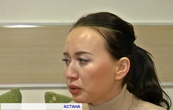 mat-odinochku-obvinyayut-v-hishhenii-bolee-dvuh-milliardov-tenge-youtube