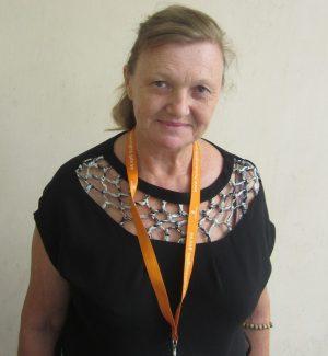 Узбекская правозащитница Елена Урлаева