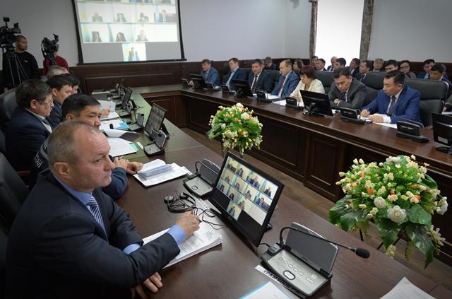 Источник - пресс-служба акимата Павлодарской области