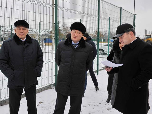 Источник - пресс-служба акима Павлодарской области