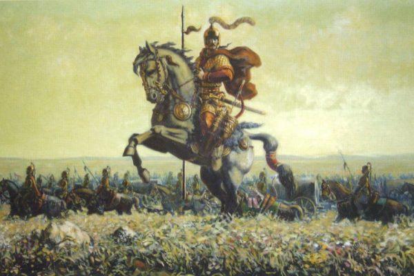 казахский батыр
