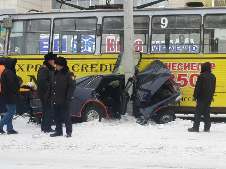 ВУсть-Каменогорске в ужасной трагедии чудом выжил шофёр