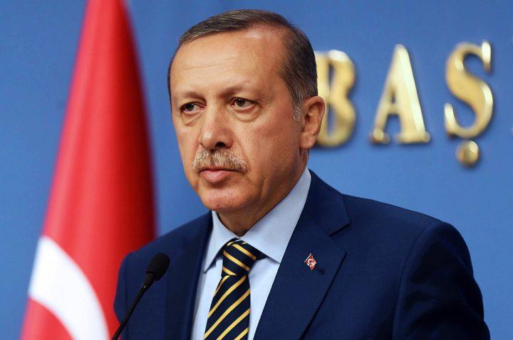 Эрдоган признался, что разочарован вСША