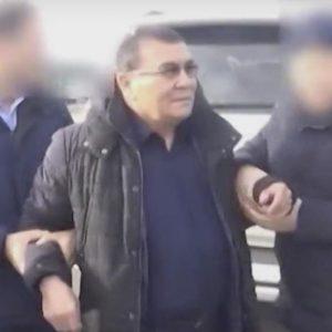 Задержание Хасенова. Скриншот с видео антикоррупционной службы