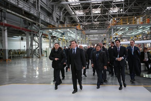 Источник - сайт премьер-министра РК