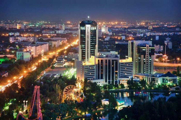 Вечерний Ташкент. Источник - UZ24.uz
