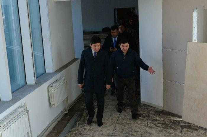 Источник - пресс-служба акима Алматы