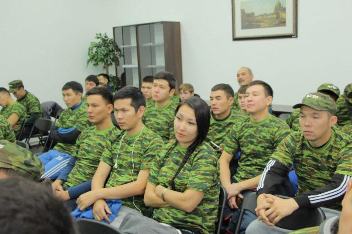 Источник - пресс-служба Конгресса молодежи РК