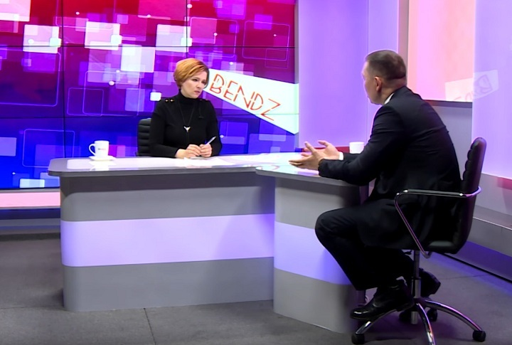 Татьяна Бендзь и Данияр Канафин