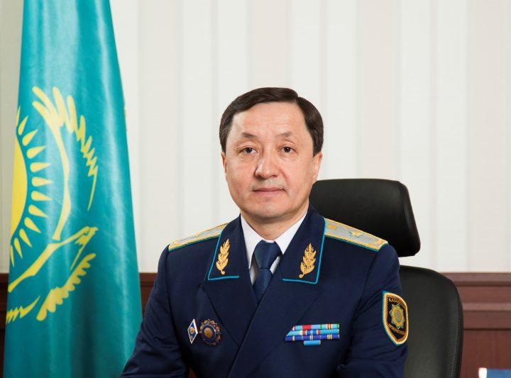 прокурор Карагандинской области