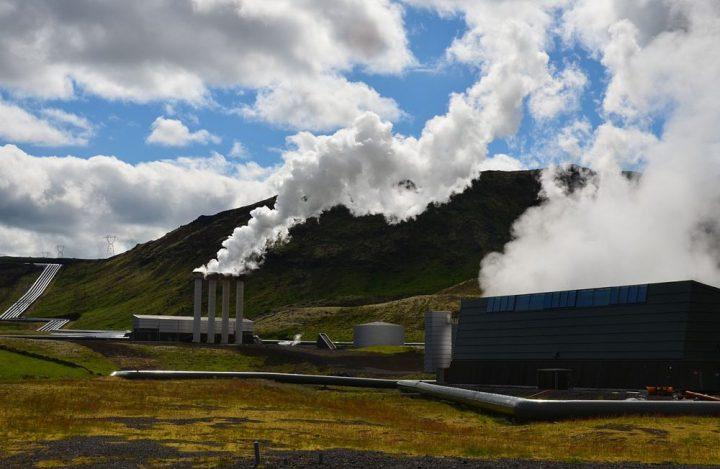 Геотермальная электростанция в Исландии. Источник - livejournal.com
